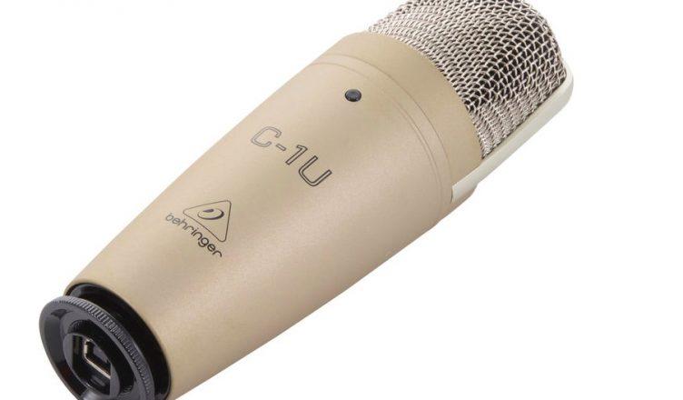 Micrófono para Videotutoriales