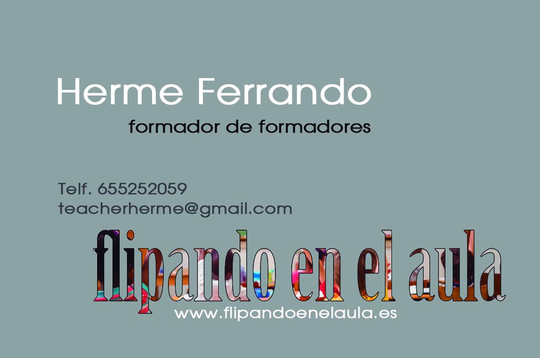Tarjeta Herme Ferrando